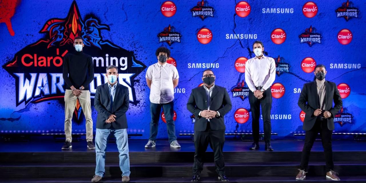 Claro Dominicana lanza Claro Gaming Warriors 2021