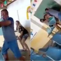Viral: Acompañó a su amante a vacunarse y se encuentra a su esposa