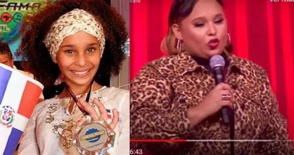 """Videos – Elizabeth Suárez, de """"Código Fama"""" a """"The Voice Dominicana"""""""