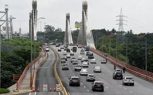 Obras Públicas entrega reacondicionado puente Juan Bosch