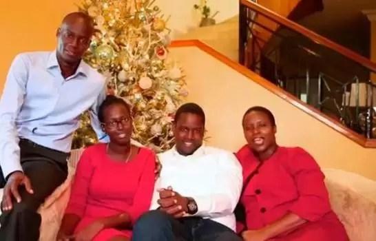 Hija del presidente haitiano se escondió en habitación de su hermano durante ataque