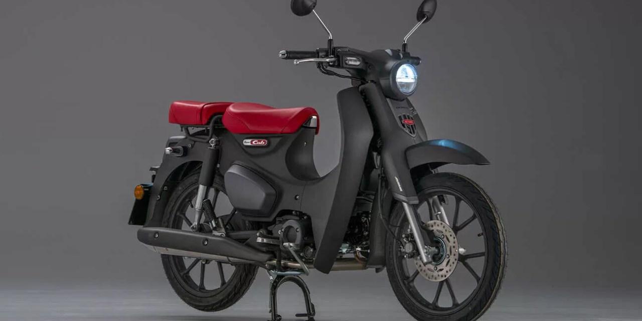 El icónico motor Honda Super Cub se renueva