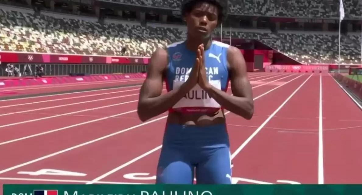 Paulino y Martínez avanzan a semifinales del atletismo en Juegos Olímpicos