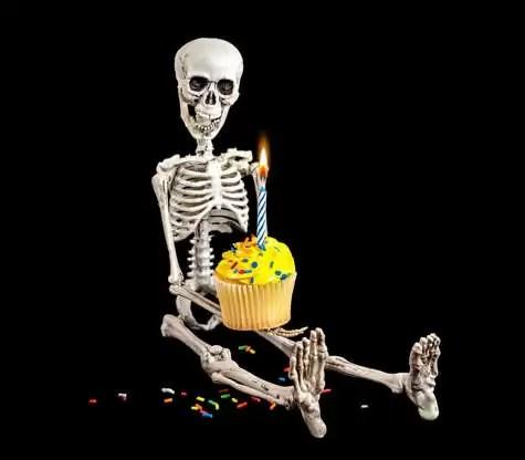 La probabilidad que hay de morirte el día de tu cumpleaños es….