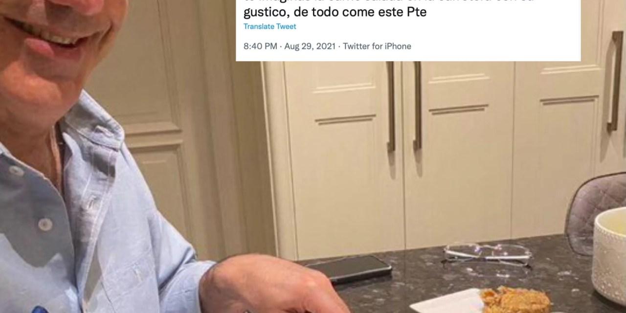 """""""Mofongo"""" se hace tendencia en Twitter por respuesta de Raquel Arbaje"""