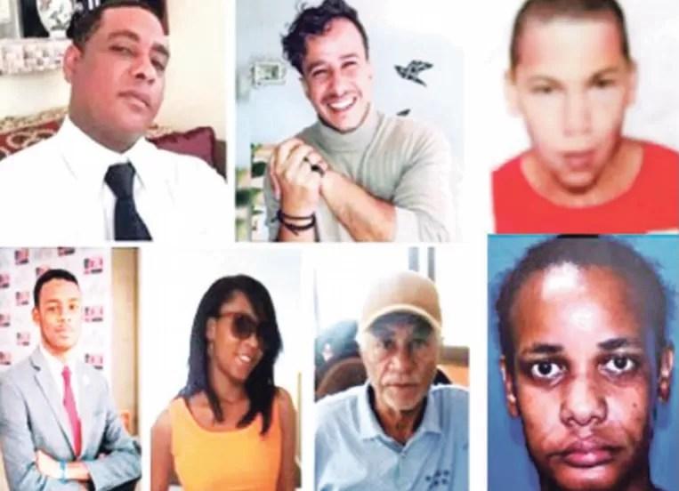 La cifra del día: Diez mil han desaparecido en RD en los últimos 5 años