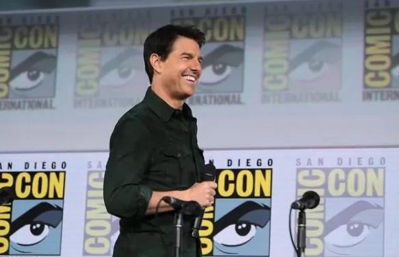 Misión imposible: encontrar el equipaje robado de Tom Cruise