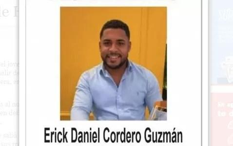 Encuentran quemado vehículo de Erick Daniel, el joven que está desaparecido