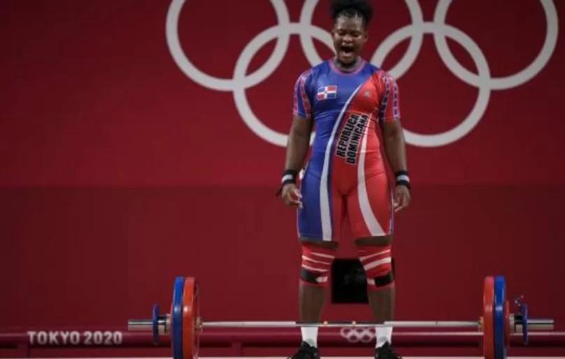 Crismery Santana consiguió medalla de  bronce para RD en halterofilia
