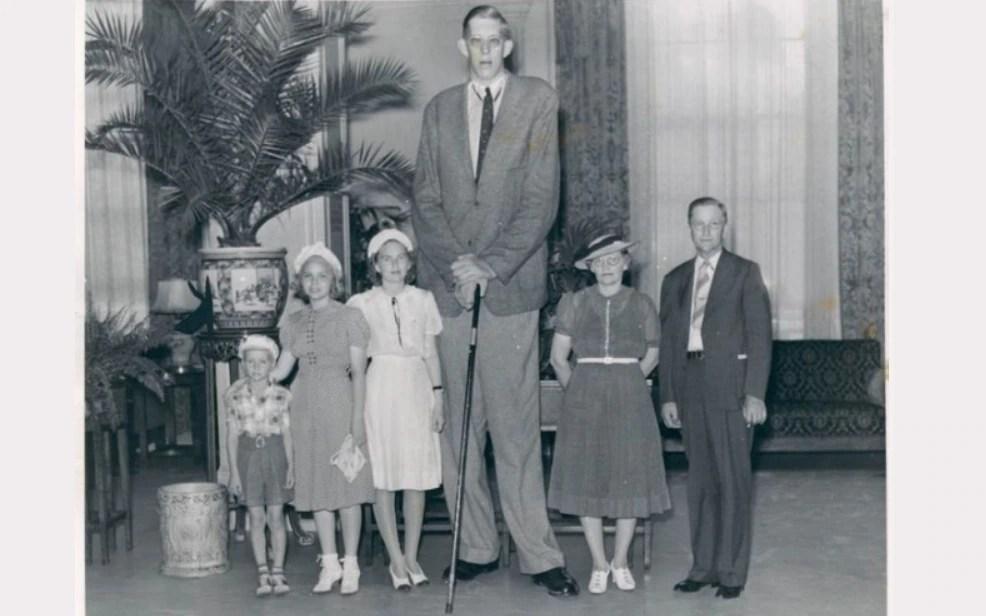 Conoce a Robert Wadlow, el hombre más alto de la historia
