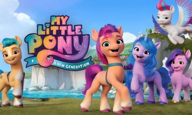 """My Little Pony"" llegará a Netflix en septiembre"