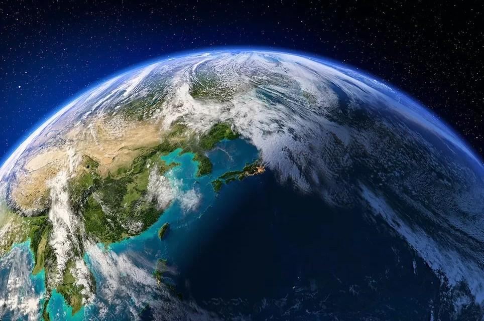 Video:  4.000 millones de años de la Tierra en solo 4 minutos