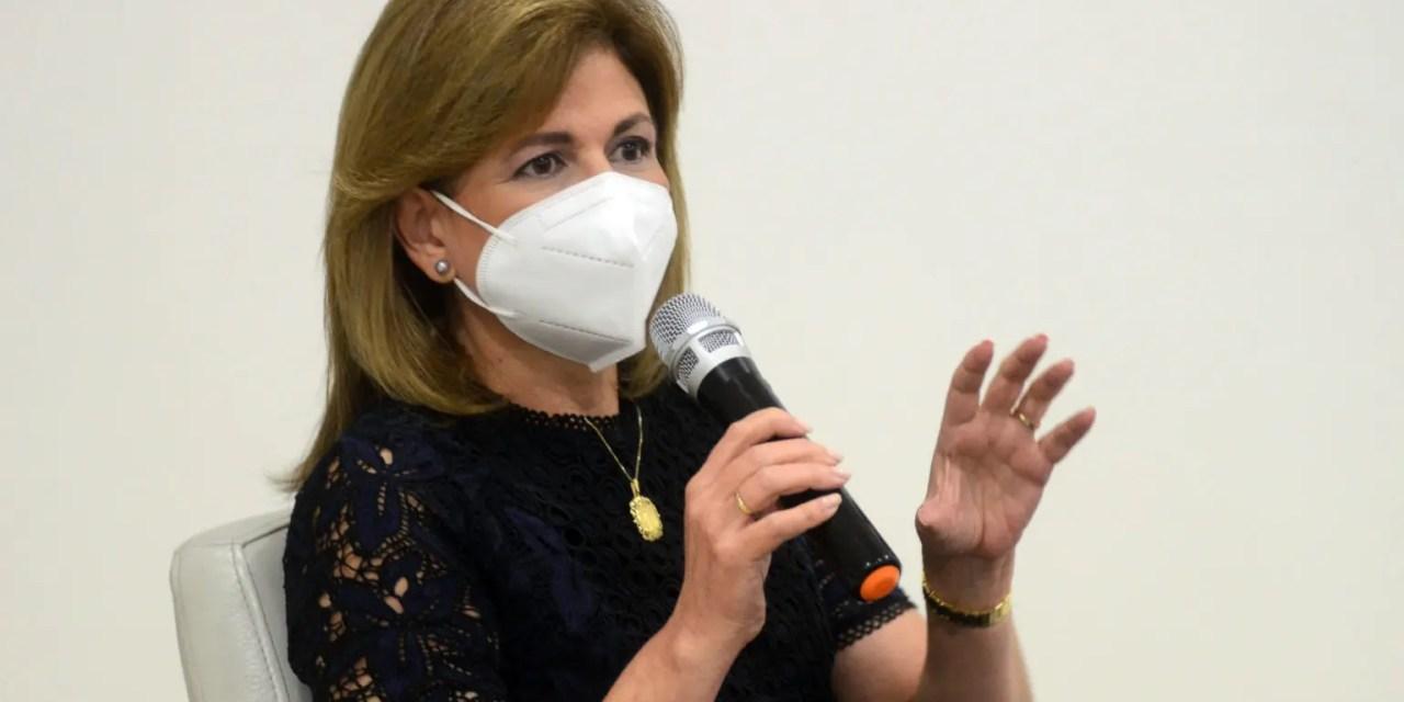 Vicepresidenta Raquel Peña encabezará diálogo con liderazgo nacional