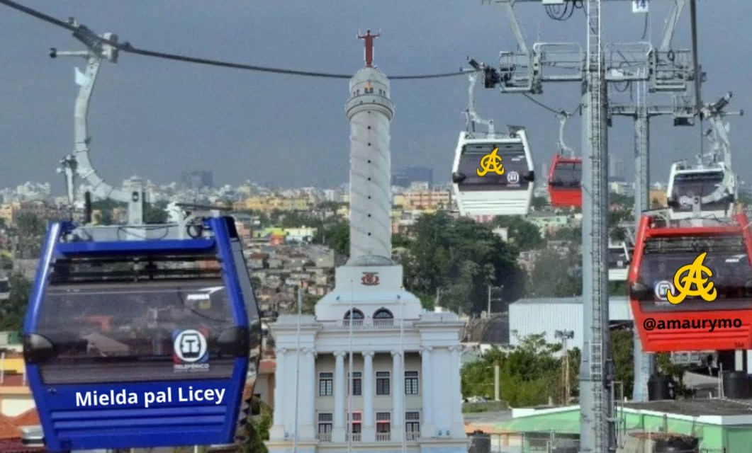 Teleférico en Santiago