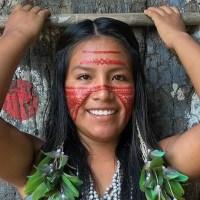 Cunhaporanga, la indígena brasileña que arrasa en TikTok