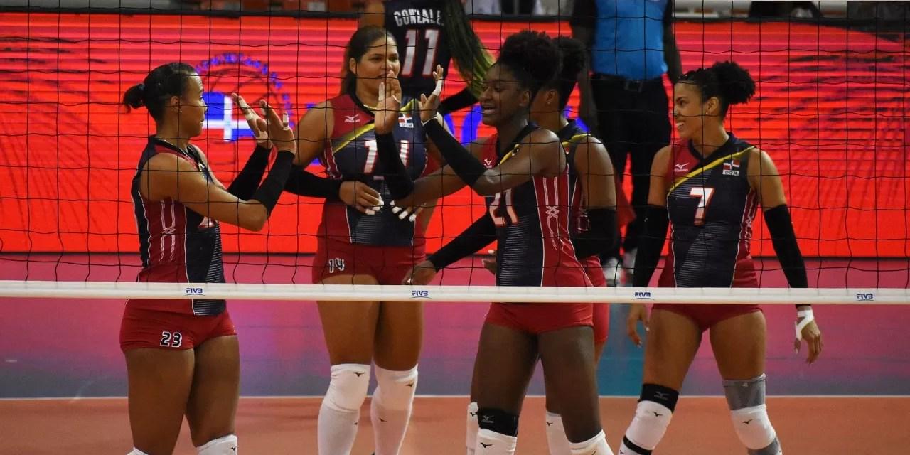 Reinas del Caribe derrotan a Canadá en Copa Panamericana