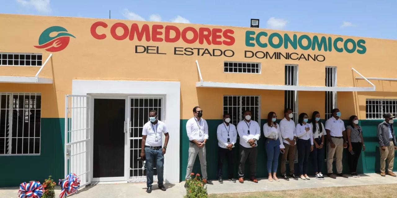 Inauguran comedor económico en SDE