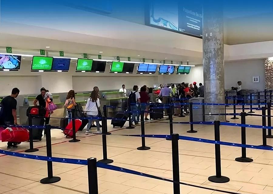 Trasformación digital de aeropuertos dominicanos inicia hoy con uso del e-ticket