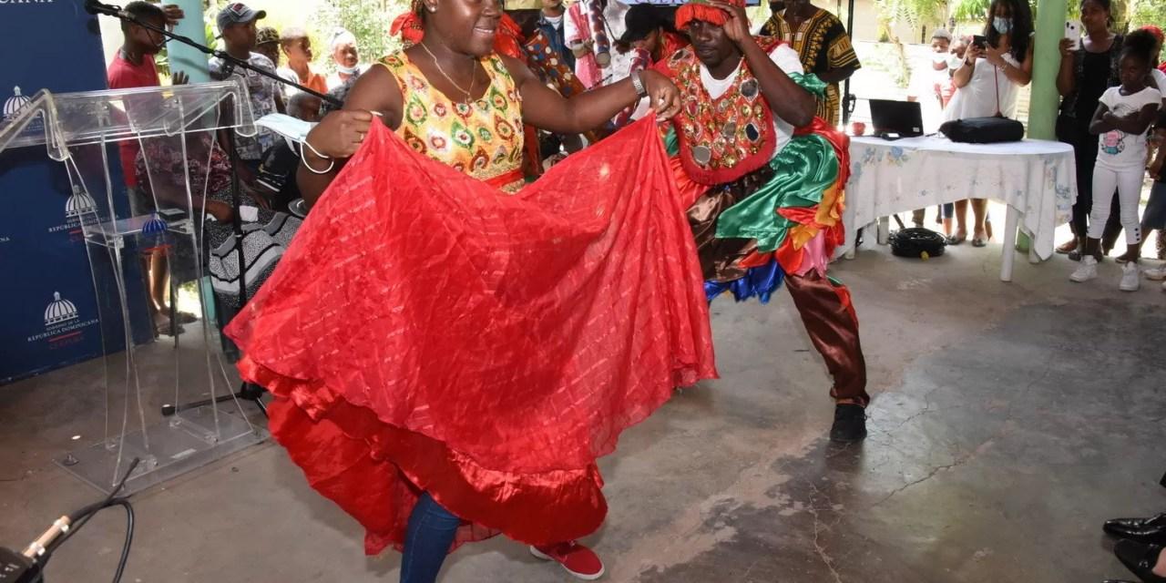 Cultura celebra el Día Internacional de la Afrodescendencia