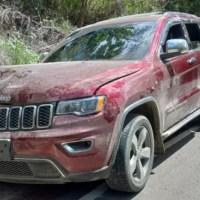 """La """"cosita"""" que llevaban dentro de esta Cherokee"""