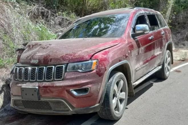 La «cosita» que llevaban dentro de esta Cherokee