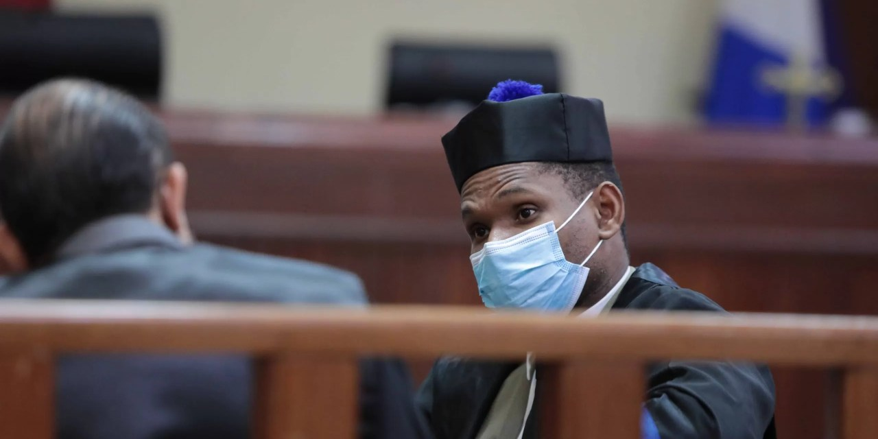 MP avanza en lectura de la acusación contra imputados del Caso Los Tres Brazos