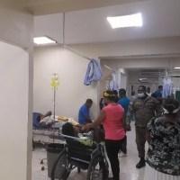 Boda en Yamasá termina con 65 personas intoxicadas