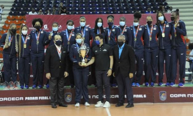 Las Reinas del Caribe ganan Copa Panamericana; Rivera electa más valiosa