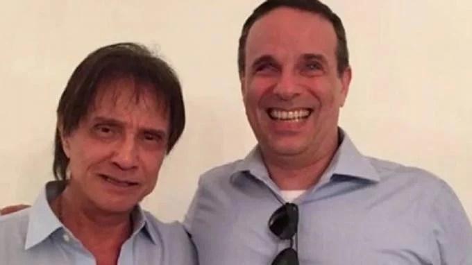 Fallece Dudu Braga, hijo del cantante brasileño Roberto Carlos