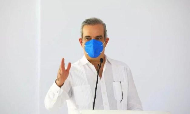 Abinader sobre Operación Falcón: Va a seguir y caiga quien caiga vamos a limpiar a RD