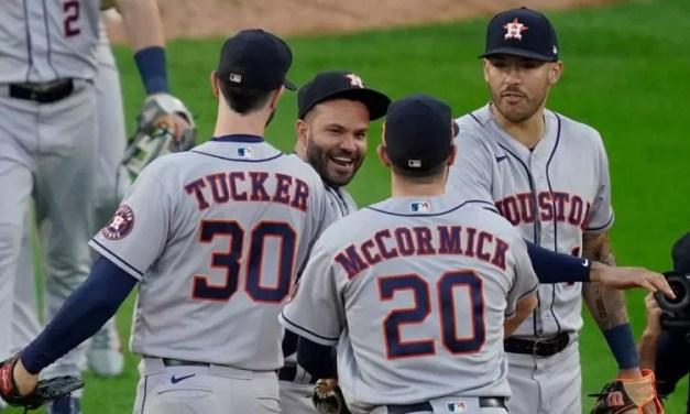 Astros vence a Boston y avanzan a la Serie Mundial