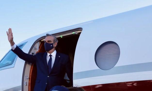 Presidente Abinader viajará a Panamá este miércoles