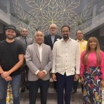 Comisión de ADOPAE sostiene encuentro con Bartolomé Pujals