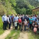 Abren una escuela próximo al Pico Duarte