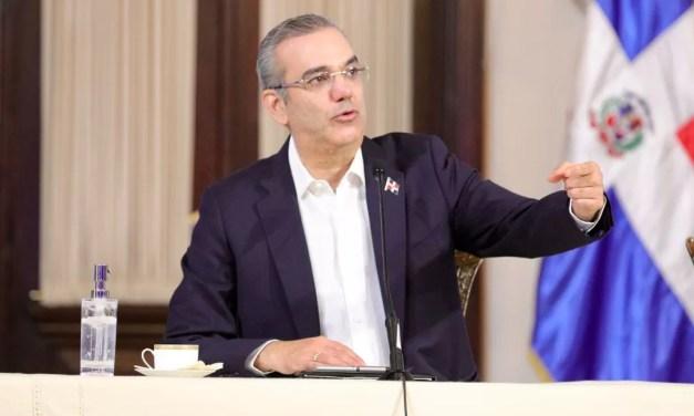 Presidente Abinader anuncia el inicio de la transformación de la Policía Nacional
