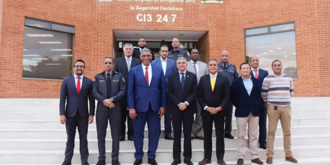 Gobierno de Colombia dará apoyo total a RD para transformación de la Policía