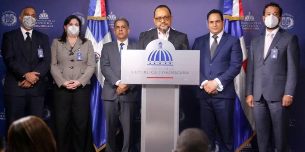 Poder Ejecutivo firma contrato con abogados para recuperación de Patrimonio Público