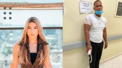 MP solicita un año de prisión preventiva para cabo de  que mató a Leslie Rosado
