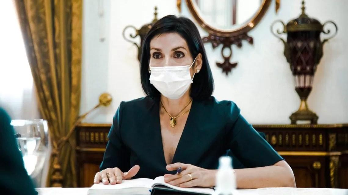 Primera dama pide perdón a la familia de Leslie Rosado