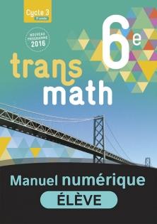 Transmath 6eme Manuel En Ligne Gratuit : transmath, manuel, ligne, gratuit, Transmath, Manuel, Numérique, élève, 9782091144894, Éditions, Nathan