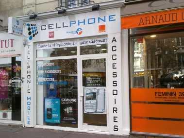 DOYEN HABILLAGE FACADE CELL PHONE
