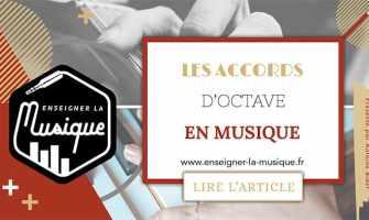 L'Octave En Musique - Enseigner La Musique