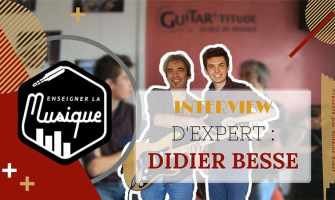 Photo de description de l'interview de Didier Besse