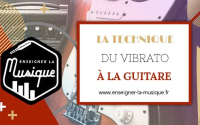 La Technique Vibrato À La Guitare 🎸