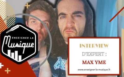 🎙 Interview d'un Compositeur : le YouTubeur MAX YME 🎸