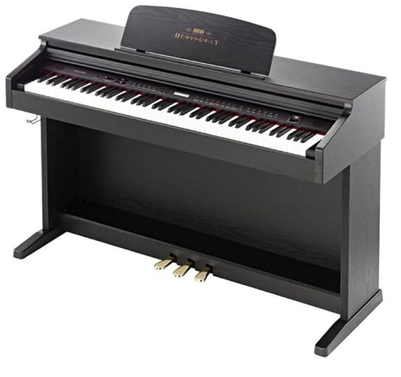 """Piano Numérique Hemingway DP-501 MKII pour l'article """"Bien Choisir Son Clavier"""""""