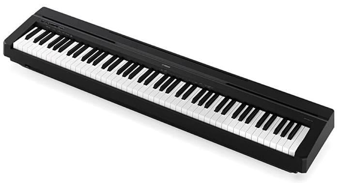 """Piano Numérique Yamaha P-45B pour l'article """"Bien Choisir Son Clavier"""""""