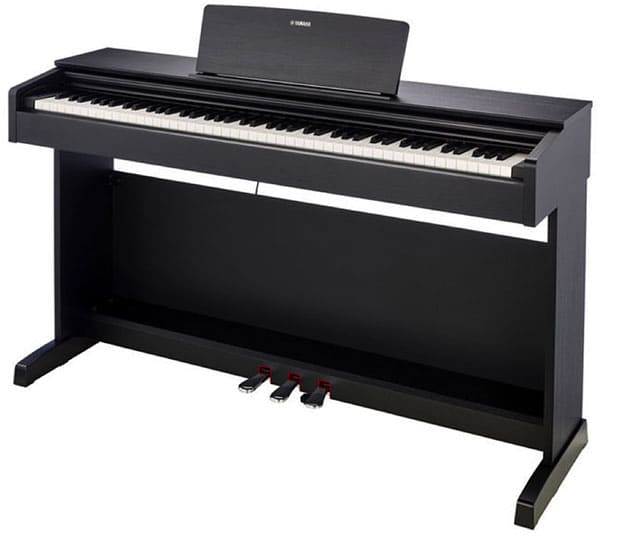 """Piano Numérique Yamaha YDP-143 B Arius pour l'article """"Bien Choisir Son Clavier"""""""