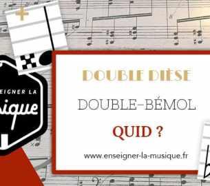 Le Double Dièse - Enseigner La Musique