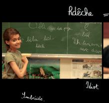 Les langues de la classe (atelier 2 - français langue étrangère)